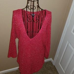 New York & Company Sweaters - New York & company Soho V neck sweater dress